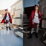 Photographer : Gotou Masaki . Stylist : Satou Taiki . Model :