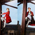 Photographer : Izawa Ryou . Stylist : Satou Taiki . Model :