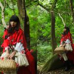 Photographer : Iida Runa. Stylist : Higashi MIsaki . Model : Miyakawa Juri