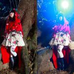 Photographer : Okuya Yuuki . Stylist : Higashi Misaki . Model : Miyakawa Juri
