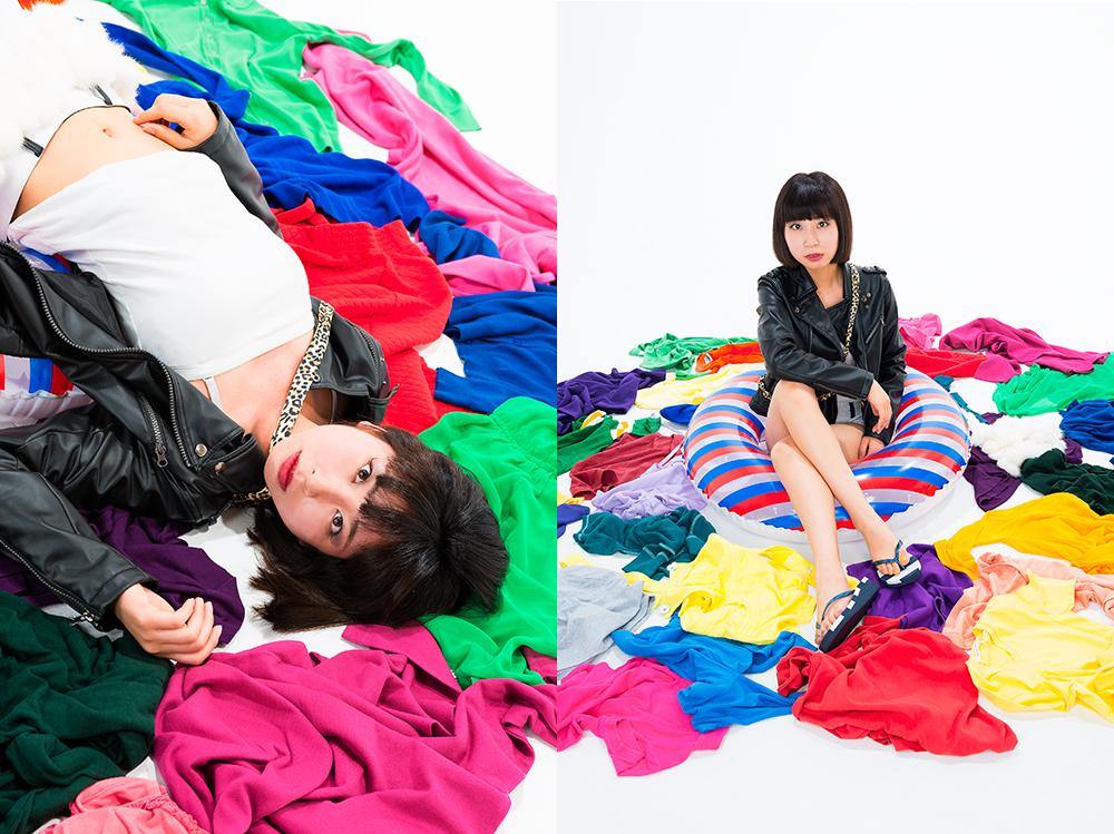 Photographer ; Yasuda Hirai . Stylist:; . Model : ;;