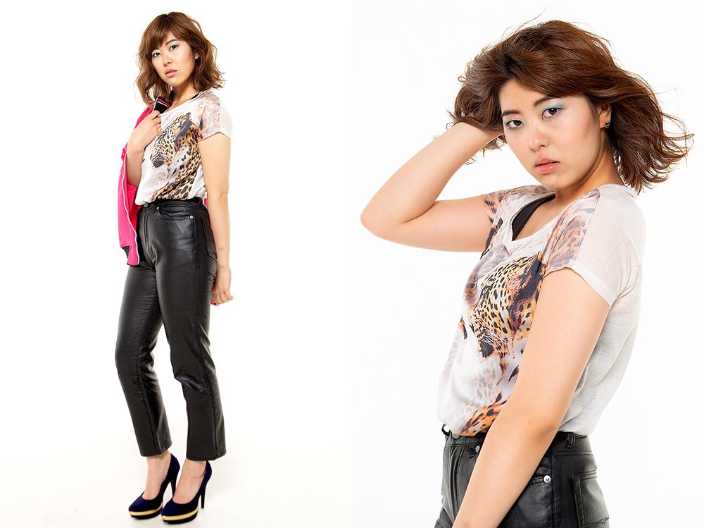 Photographer ; Okuno Syouta . Stylist:; . Model : ;;
