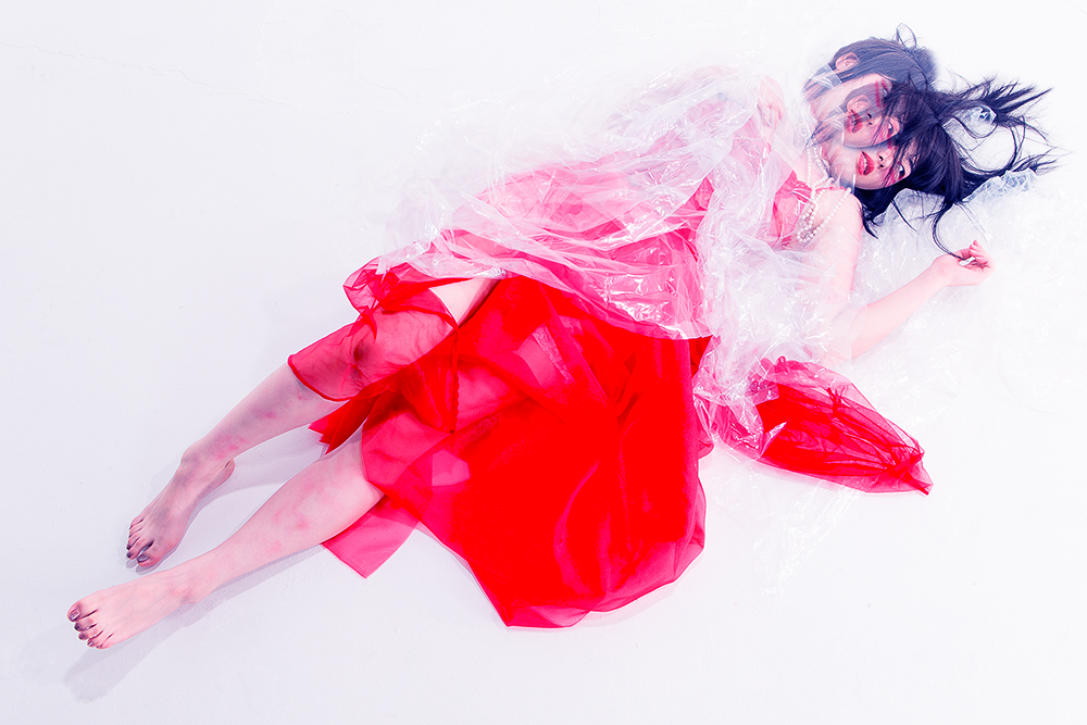 Photographer ; Shimokariya Yuu . Stylist:; . Model : ;;